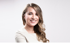 Diana Shendrikova, Account Executive