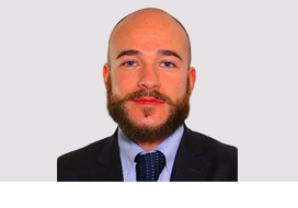 Luca Cigliano, Account Executive