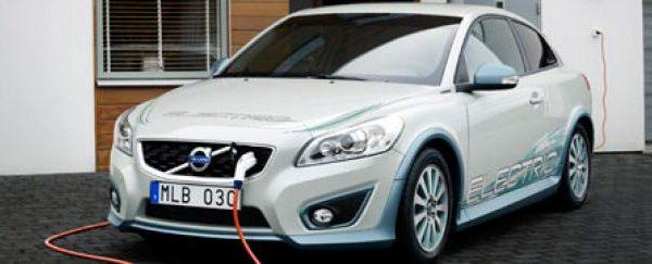 Auto elettrica Volvo